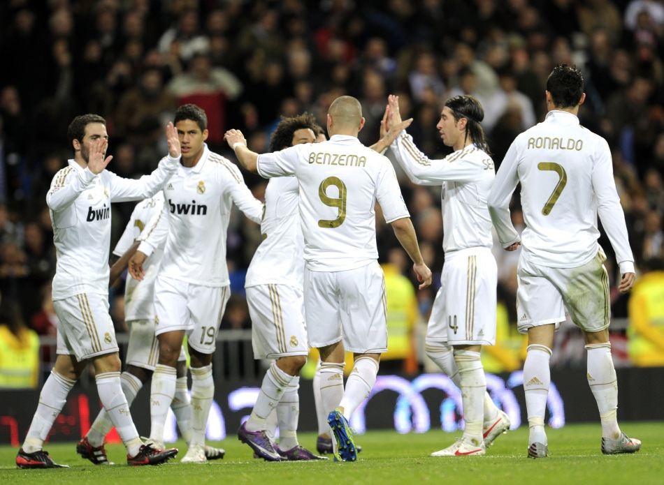 Liverpool v real madrid - uefa champions league ronaldo7net