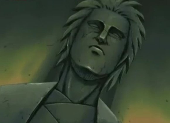 третий казекаге, отец Гаары, сильнейший шиноби скрытого песка