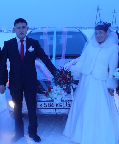 Дарья-Аркадий Сивцевы, 6 декабря , Якутск, id170625556