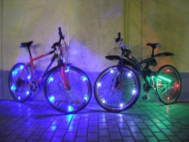 Как можно затюнинговать велосипед своими руками фото
