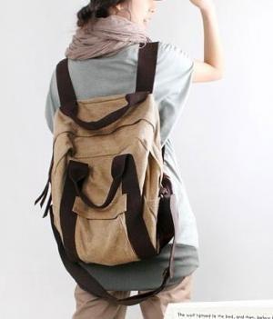 Эту сумку трудно отрыть беззвучно, но благодаря молнии из неё не...