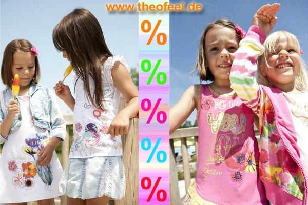 Kindermode Sommer 2012 jetzt reduziert - Carbone, Pezzo D'oro, Steiff, Pampolina