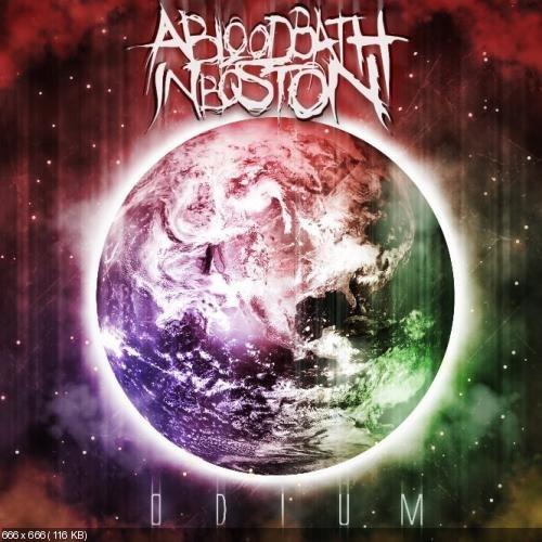 A Bloodbath In Boston - Odium [EP] (2012)