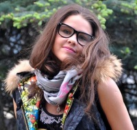 Alexandra Ozhiganova-Merkulova, Москва