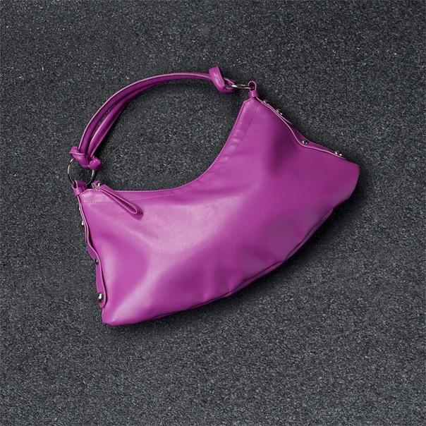 """Сумка  """"Королевская орхидея """" / Very Berry Bag, код 17687."""