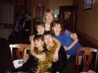 Ульяна Зиновьева, 5 ноября 1986, Сергиев Посад, id60381682