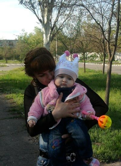 Оля Ворошилова, 27 июня 1989, Северодонецк, id185749104