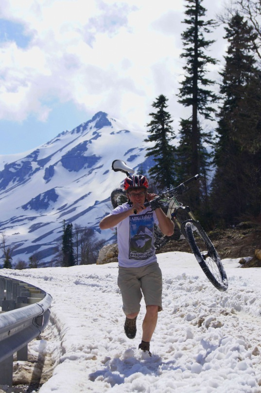 Кавказ  Adventure Race 2011