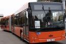 7 октября 2009 г., презентация первого опытного МАЗ-205 (фото ОАО МАЗ) .