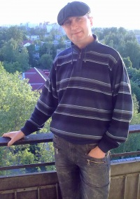 Олег Чиж, 30 декабря 1995, Витебск, id127335051