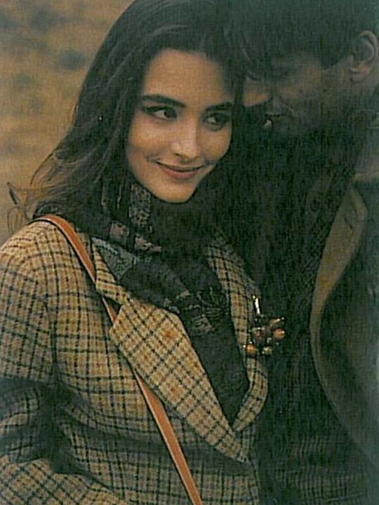 Барбара Космаль (1973—1993) - актриса и модель,дочь Барбары Брыльской