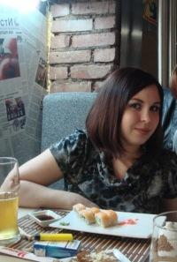 Аня Данилова, 16 сентября , Череповец, id65868105