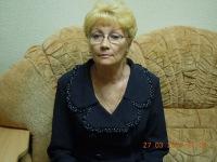 Нина Апполонская, 15 мая 1951, Волгодонск, id171583374