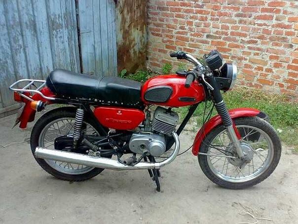 Продам 1984 Мотоцикл Минск Полтава.