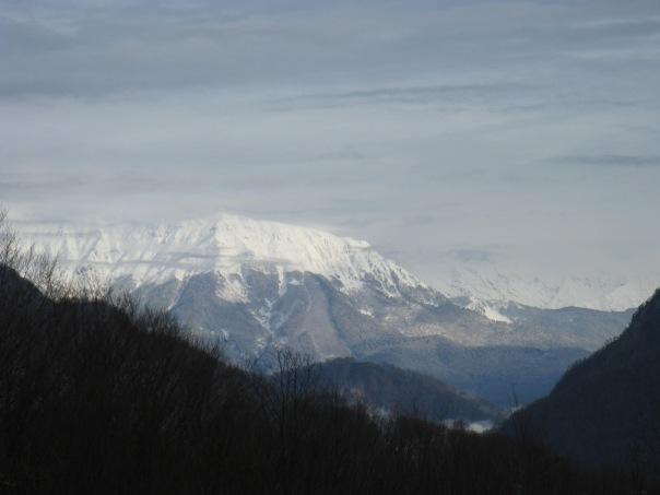 Где-то там Абхазия