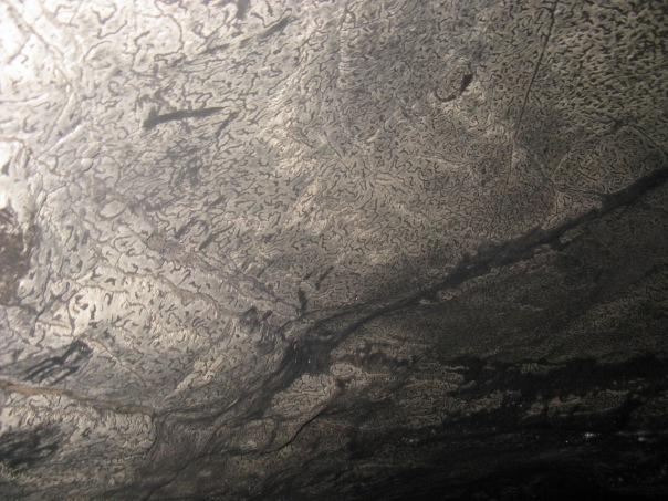 Свод Ахштырской пещеры