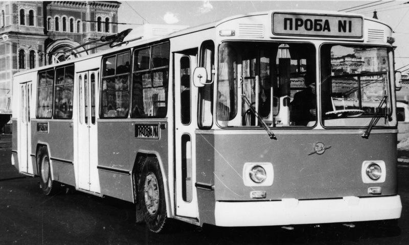 Первый экземпляр ЗиУ-682Б