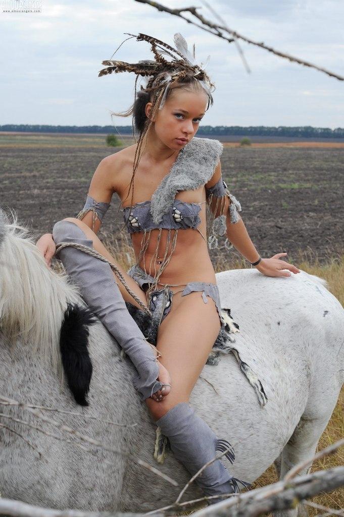 Секс дикие индейцы 6 фотография