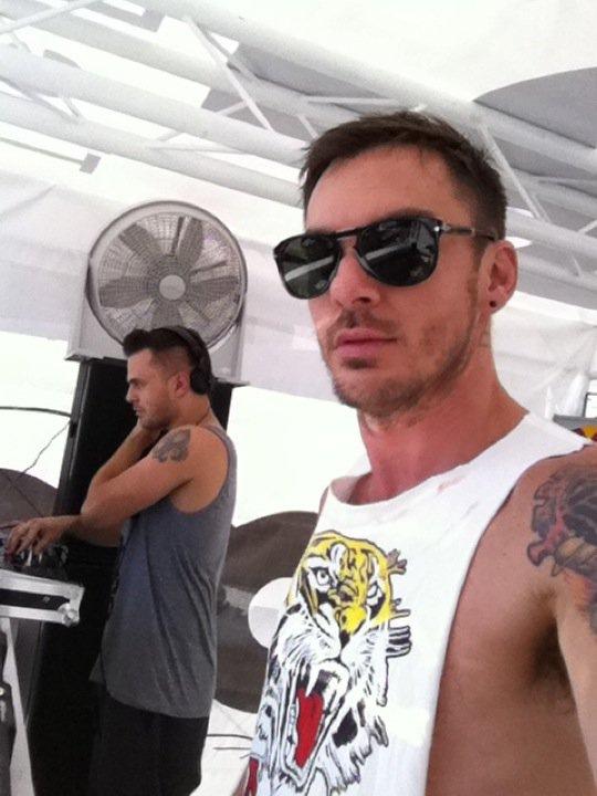 Shannon Leto & Antoine Becks