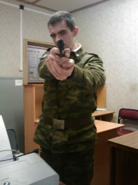 Dmitry Apryatkin, Санкт-Петербург