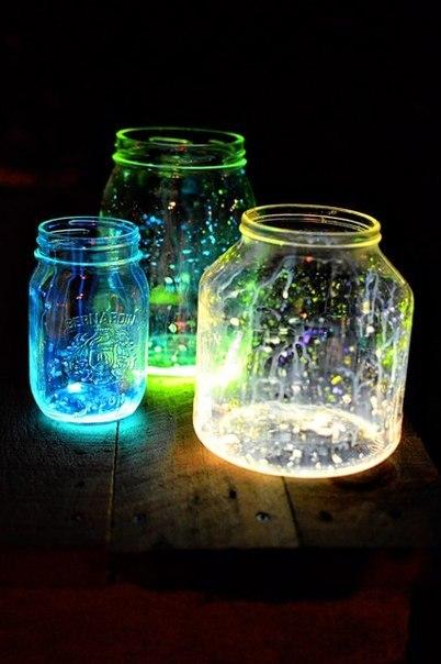 Неоновые фонарики - волшебная свадьба. Аксессуары для банкета