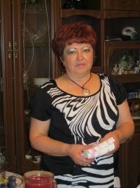 Надежда Грязнова, 27 сентября 1954, Москва, id132030159
