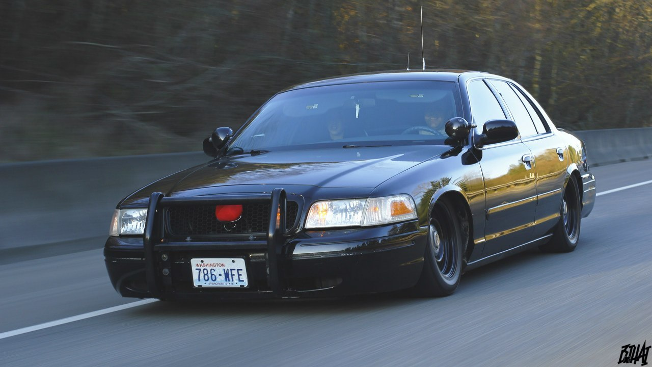 Lowered crown vic viewing gallery