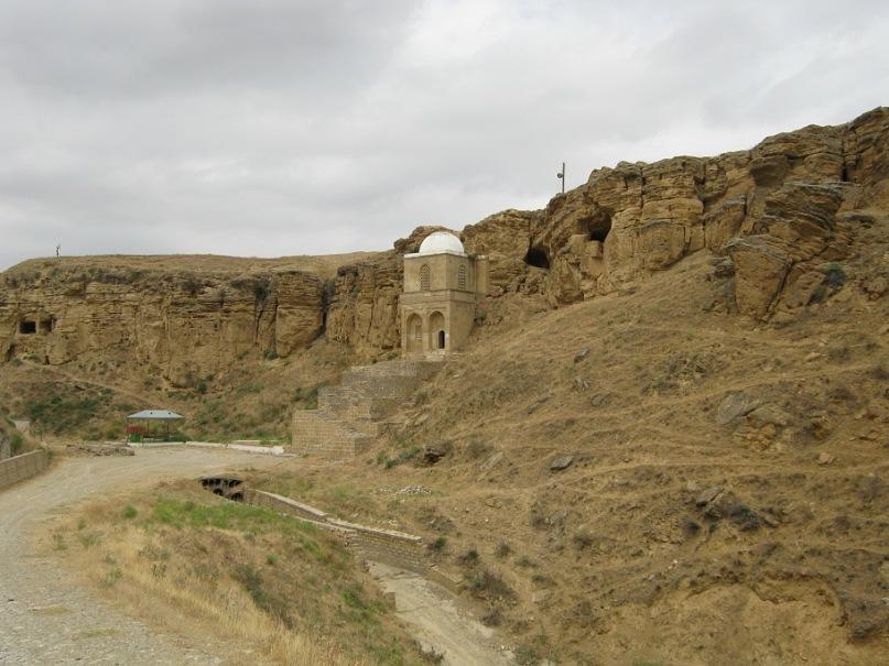 Мавзолей Дири Баба  в Мараза