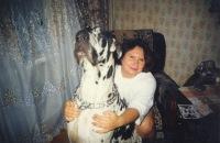Светлана Кужамкулова, 9 марта 1988, Новосибирск, id169855356
