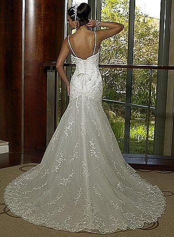 сонник белое платье пышное.