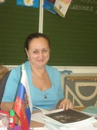 Людмила Абрамейцева, 6 октября 1952, Москва, id145138399