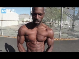 Hannibal for king - real street workout - muscle madness