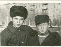 Александр Чмелёв, Байконур