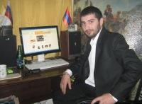 Аршак Мелкумян, Иджеван