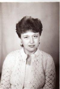 Лариса Кляузер, Зыряновск