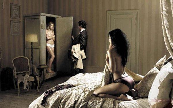 Секс в троём форумы