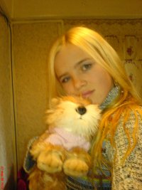 Таня Шевченко, 9 июля 1991, Санкт-Петербург, id15326162