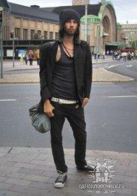 Пирсинг клитора.  Уличная мода из Хельсинка.  Красивое мужское тело фото.