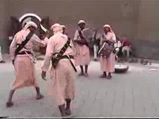 Йеменский танец 1 !!