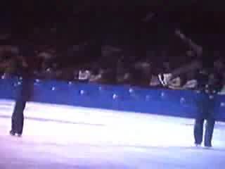Марина Черкасова/Сергей Шахрай и Марина Пестова/Станислав Леонович(1980г.)