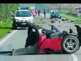 CRASH TEST FERRARI