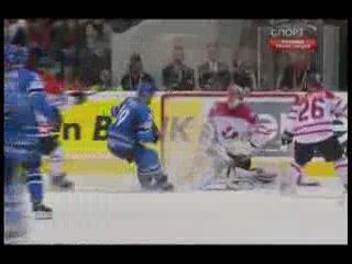 Канада - Финляндия. ЧМ 2009. 2 период