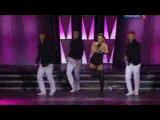 Жанна Фриске - А на море белый песок LIVE (Песня года 2009)