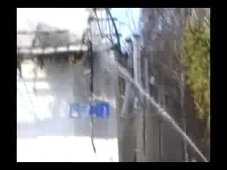 В Набережных Челнах в центре города сгорел ночной клуб