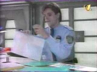 Космическая полиция 4 серия