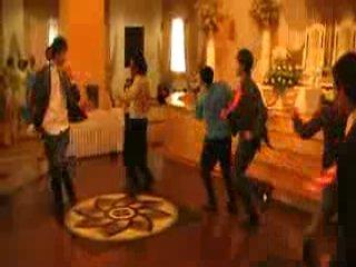 Афганский национальный танец (Attan)