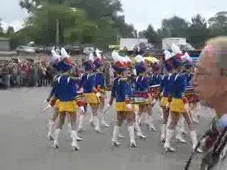 Арбузный фестиваль Камышин 2011- барабанщицы из Жирновска))