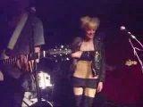 Five O'Clock Heroes feat Agyness Deyn - Skin Deep (live)