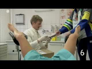 10 вещей, которые Вы не должны делать...если Вы будете работать гинекологом :)))