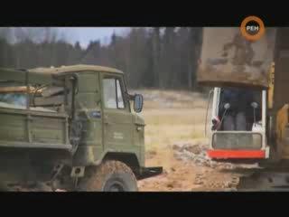 Top Gear Русская Версия -  ГАЗ-66 неубиваемая машина